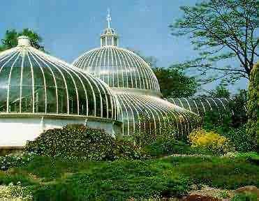 Botanic Gardens, West End, Glasgow
