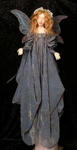 Froud Healing Fairy RARE DOLL Limited Edition 200 Numbered! | eBay