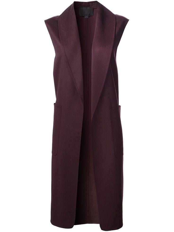 Alexander Wang Пальто Без Рукавов - Knit Wit - Farfetch.com
