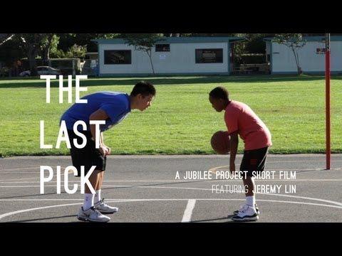 Very inspirational. The Last Pick - Jeremy Lin