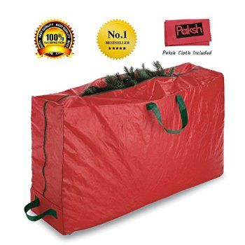 #Christmas Buy for Paksh / Whitmor Red Christmas Tree Storage Bag And Decoration Storage For Holiday With Wheels / Made With Heavy Duty Polypropylene / Large Bag For 9 Foot Tree for Christmas Gifts Idea Promotions . It is particularly practical to be able to get on-line for an agent who has difficulty escaping to obtain. A particular Xmas deal with for possibly the particular balanced would be experiencing a new ...