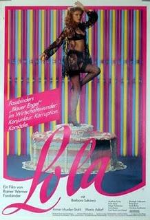 Lola (1981), Rainer Werner Fassbinder