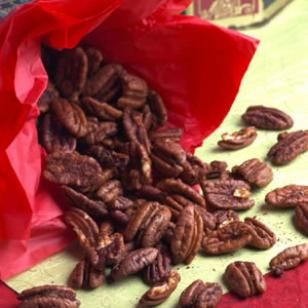 Chili Pecans from eatingwell.com