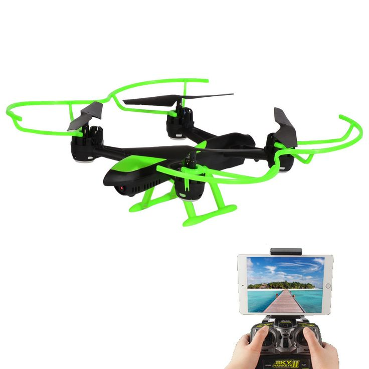 2016 HELIC Max 1331W RC Quadcopter Drone Wifi FPV With 720P HD Camera Auto Hover, Headless Mode, One Key Return,Support 3D VR