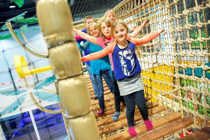 Een belevenis voor jong en oud! Hof van Eckberge, een veelzijdige 25.000 m2 grote speel- en belevingsaccommodatie, met als thema
