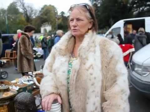 Sunday morning at Chiswick car boot sale - Carbooted - YouTube
