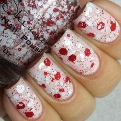 Candy Cane Crush Nail Polish