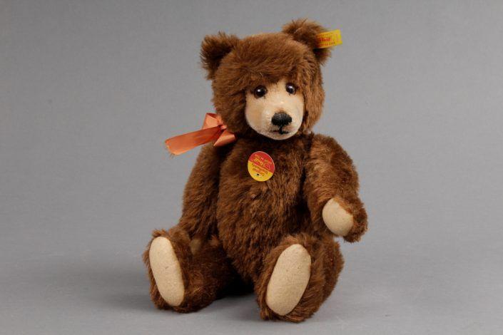 Teddybär von Steiff mit Stimme