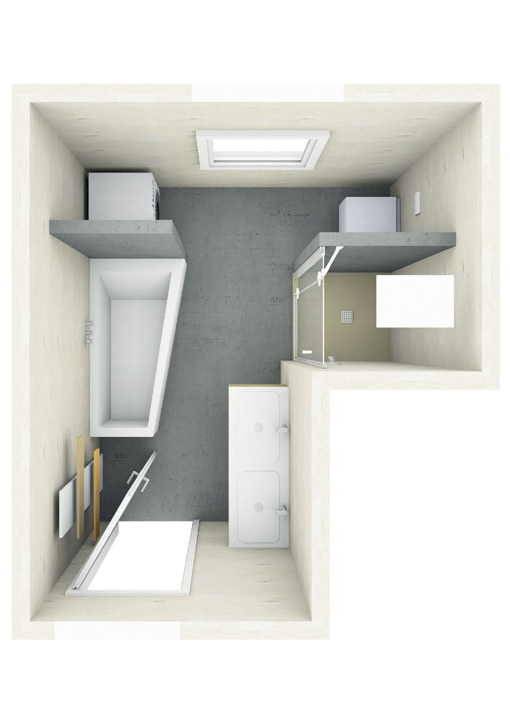 Small Space Shower Ideas