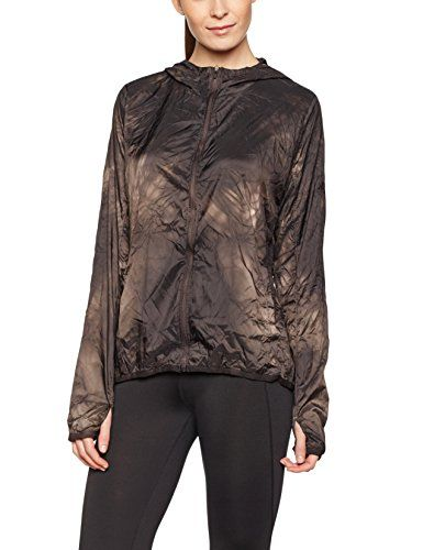 €25.61 in Gr. 38 * adidas Damen Run Pack-Dye Jacke, Utility Black * Sportbekleidung Damen günstig
