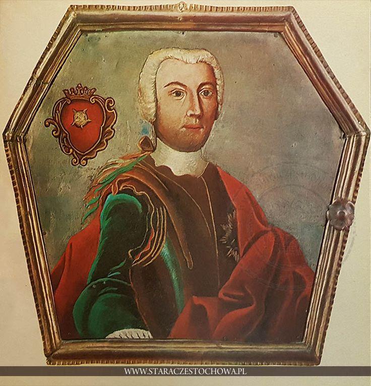 Portret trumienny, XVIII wiek, Jasna Góra- Częstochowa