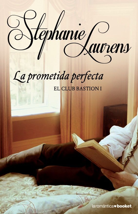 "Stephanie Laurens. ""La prometida perfecta"". Editorial Booket"