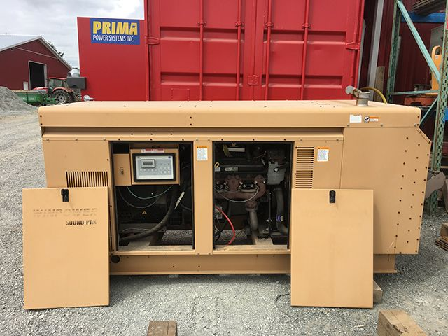 For Sale! Gently used - Winpower Natural Gas 45 kw #Generator. ONLY $11,355.00 + tax & shipping. Call 1-604-791-1815 Click on the image to learn more.