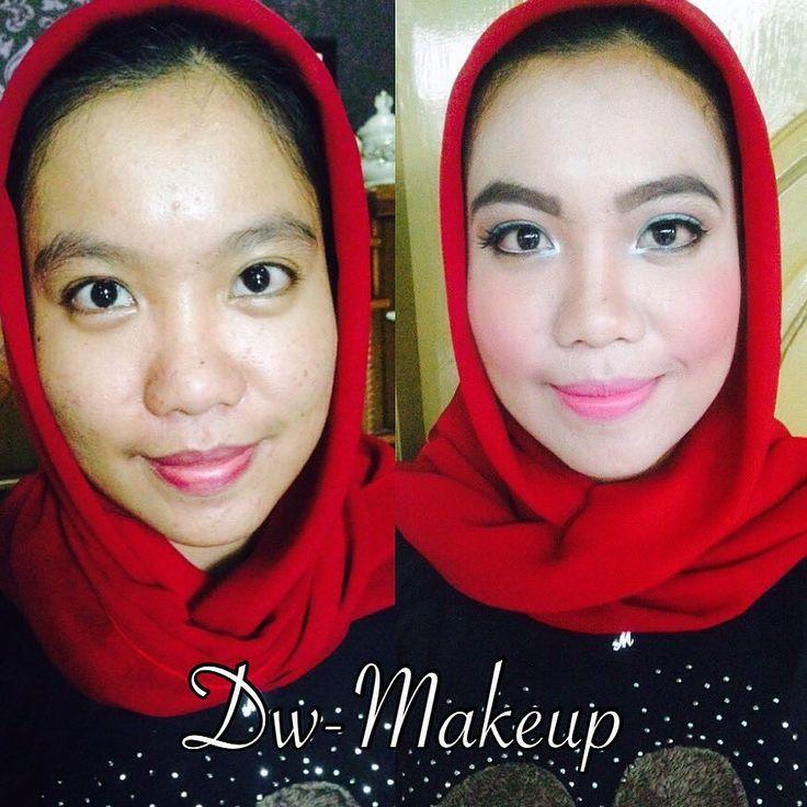 "Makeup by me  @destridewii Makeup TANPA CUKUR ALIS  kasian alisnya masih alami kalau di cukur  makeup juga bisa bikin kamu kelihatan muda koq. Tetap cantik pada usianya ""SenangMempercantikwanita"" #noedit #nofilter #mua #muapku #muapekanbaru #makeup #makeupwisuda #wisudaUR #wisudaUIR #wisudaUIN #graduation #yudicium #naturalmakeup #makeupyudisi #makeupgraduation #hijabwisuda #infoPKU #InfoMakeup #instalike #instamakeup #likeforlike #makeupRiau #Makeover #MAC #nyx #nyxori #makeoverid…"