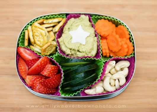 Easy and healthy lunch ideas courtesy of Amelia Winslow, founder at Eating-Made-Easy