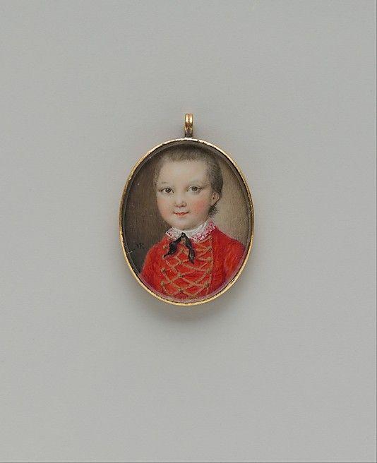 Williams Middleton Mary Roberts (died 1761 Charleston, South Carolina) Date: ca. 1752–58 Medium: Watercolor on ivory (miniature)