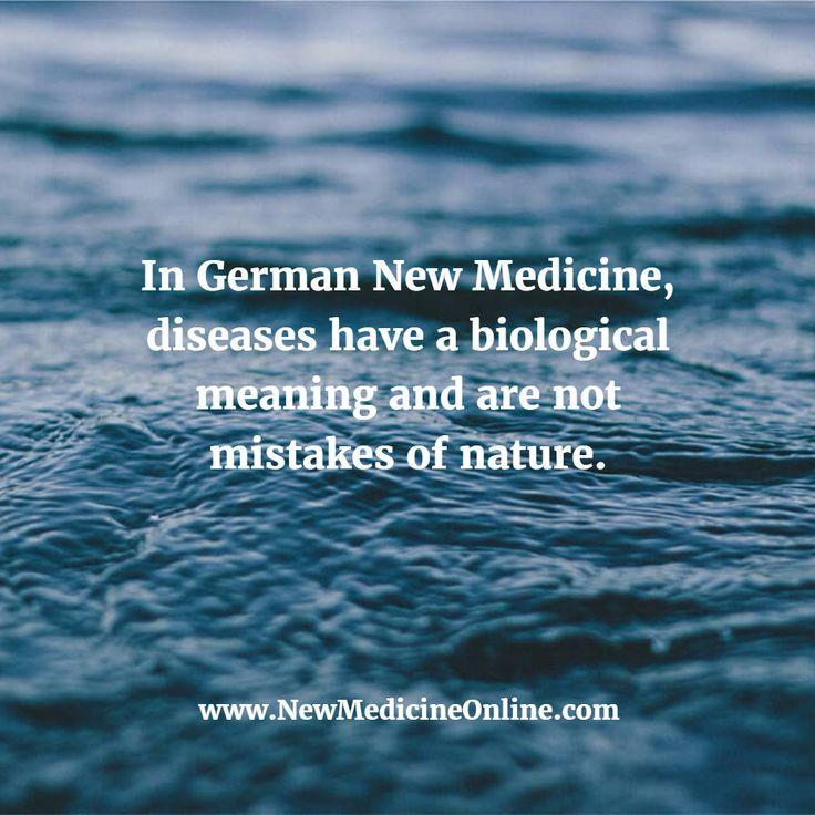 In German New Medicine, diseases have a biological meaning and are not mistakes of nature. Learn More @ www.newmedicineonline.com #GermanNewMedicine #GNM #AlternativeMedicine #WellBeing #Wellness #Kindness #Biological #Catch22