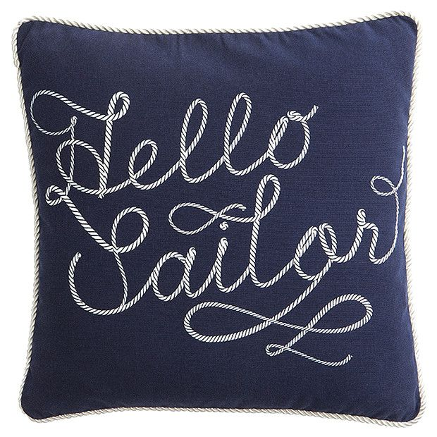 Hello Sailor...