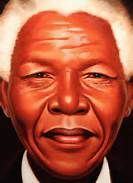 KISS THE BOOK: Nelson Mandela by Kadir Nelson - ESSENTIAL    This is a simple biography of Nelson Mandela's life from the time that he was a small boy until he became the first black president of South Africa.