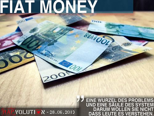 Rapvolution 04 - Fiat Money | von Kilez More