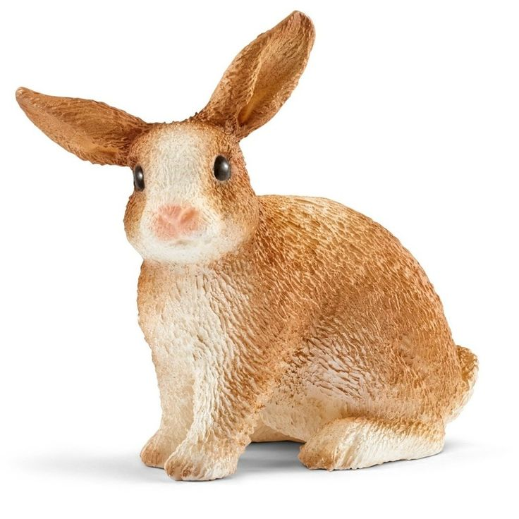 Rabbit 13827 My almost 2yo just got her first pet - some rabbits. She would love a matching toy! #EntropyWishList #PinToWin