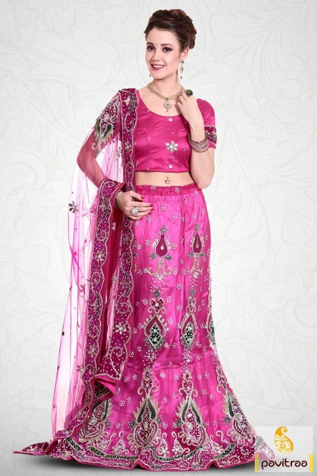 Build your style greatful and gorgeous with pink net designer heavy lehenga choli online with discount offer. It is alluring with twinkling lehnga. Buy it online with COD. #lehengacholi, #lehengastylesaree, #navaratrigarbacholi, #chaniyacholi, #ghaghracholi, #weddingbridalcholi, #discountoffer, #festivalcholi, #pavitraafashion, #utsavfashion, #designerlehengacholi, #netlehengacholi http://www.pavitraa.in/store/lehengha-choli/ callus:+91-7698234040