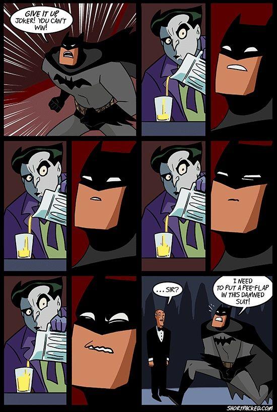Shortpackedcom  Dc  Pinterest  Batman, Joker And Marvel-8007