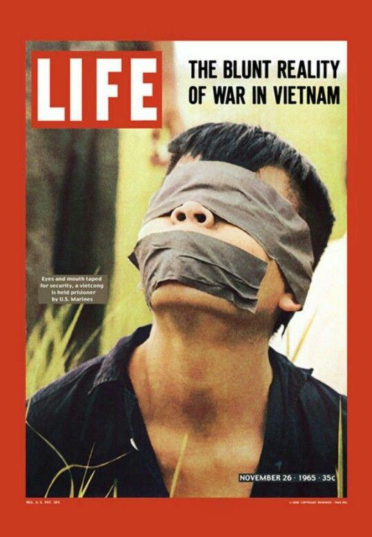 Viet Cong Prisoner of Cape Batangan Battle, Awaiting