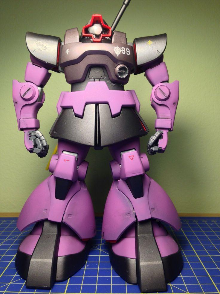 Bandai MG MS-09R Rick- Dom