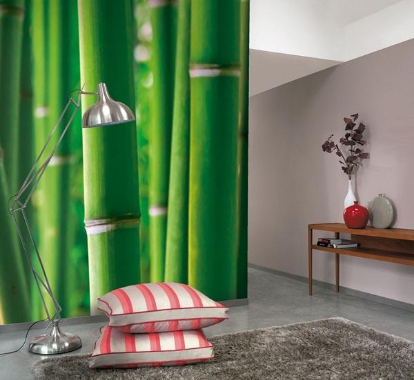 Fotomural Bambu El Equipo De Papel Pintado Online Lanza