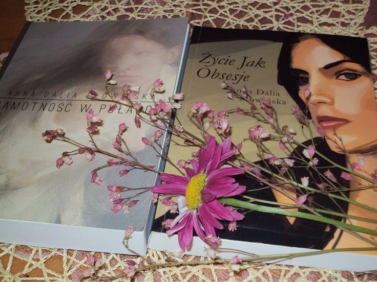 Pisanie to moja pasja ...: Książka to często smak odkrywania samego siebie
