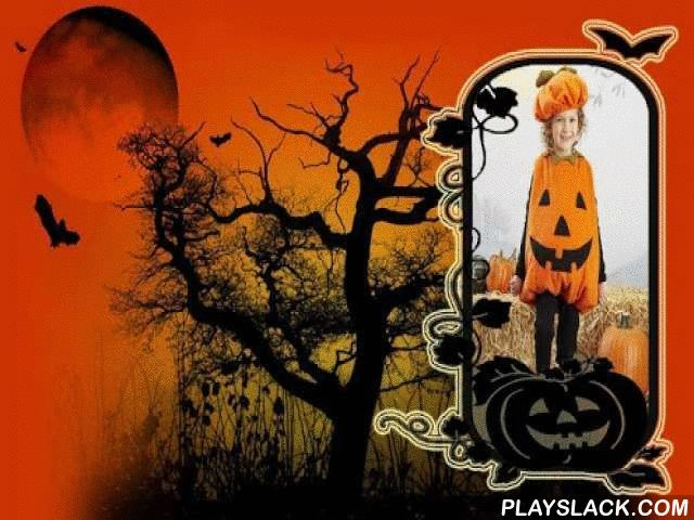 """Halloween Frames Pro  Android App - playslack.com , Happy Halloween! Prepare for this amazing holiday by carving pumpkins into jack-o'-lanterns and looking for the best Halloween costume ideas for the party! Don't miss something very important! You need """"Halloween Frames"""" Pro to decorate your holiday pics as well as you decorate everything else. This is the best free photo editing software that can make your pics so awesome and so scary that everybody will like them. Start a Halloween…"""