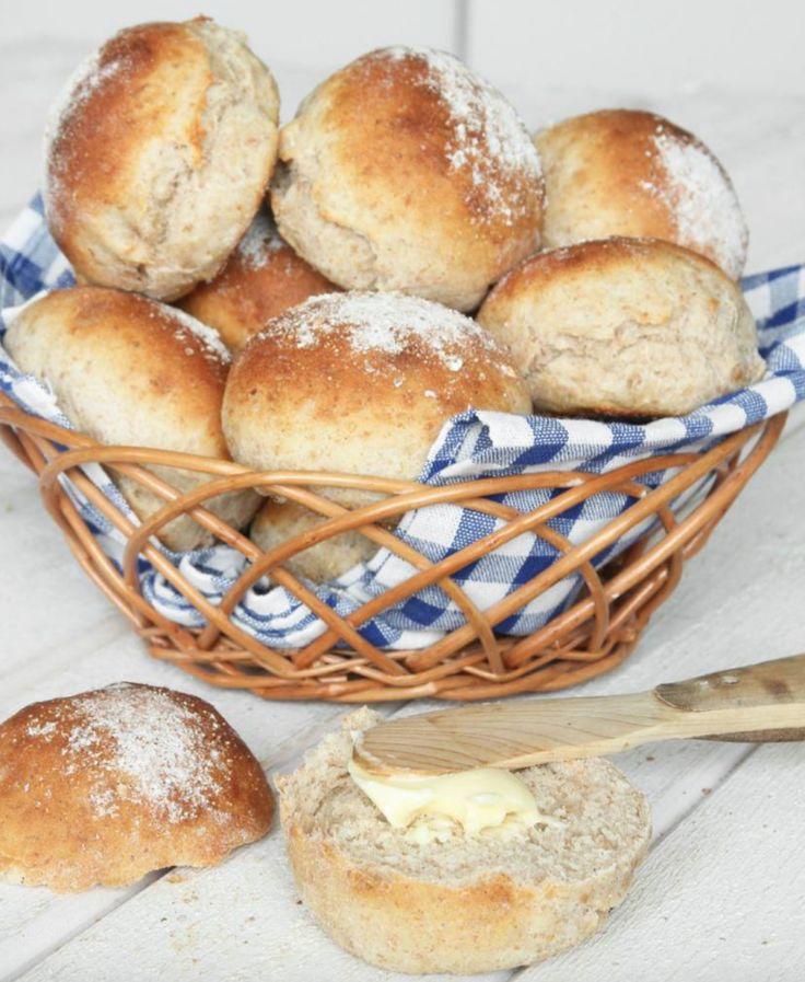 Baka goda, fiberrika frukostbullar – klicka här för recept!