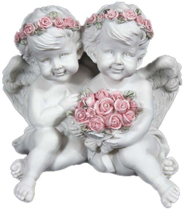 Andílci s růžemi