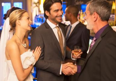 Wedding Receiving Line - should you have one?