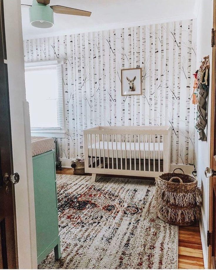 Gender Neutral Nursery Decor and Design