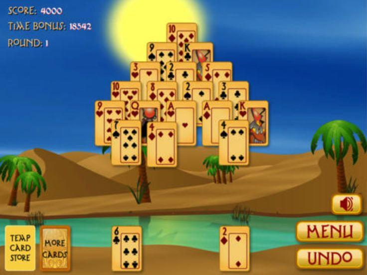 Help the Pharaoh and his Queen to build the spectacular