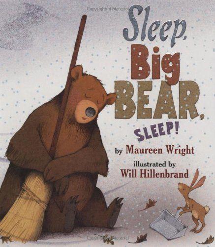 Sleep, Big Bear, Sleep! Wright