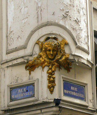rue Montorgeuil - Paris 1er