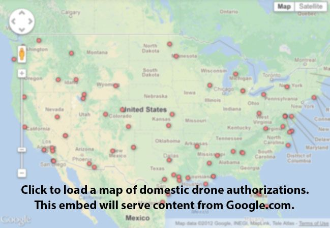 Newly Released Drone Records Reveal Extensive Military Flights in US | TheSleuthJournal