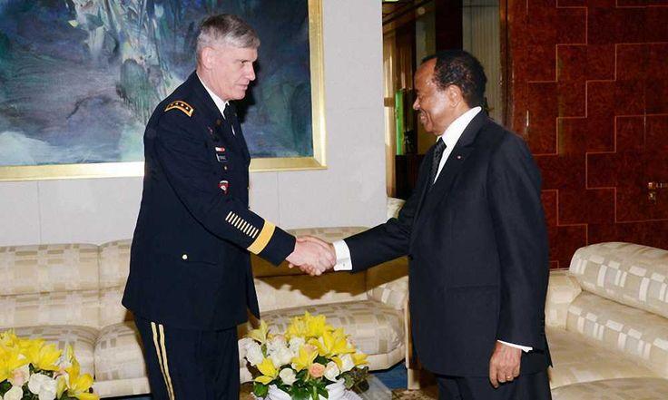 Cameroun- Lutte contre Boko Haram: Paul Biya reçoit le commandant d'Africom - http://www.camerpost.com/cameroun-lutte-contre-boko-haram-paul-biya-recoit-le-commandant-dafricom/?utm_source=PN&utm_medium=CAMER+POST&utm_campaign=SNAP%2Bfrom%2BCAMERPOST