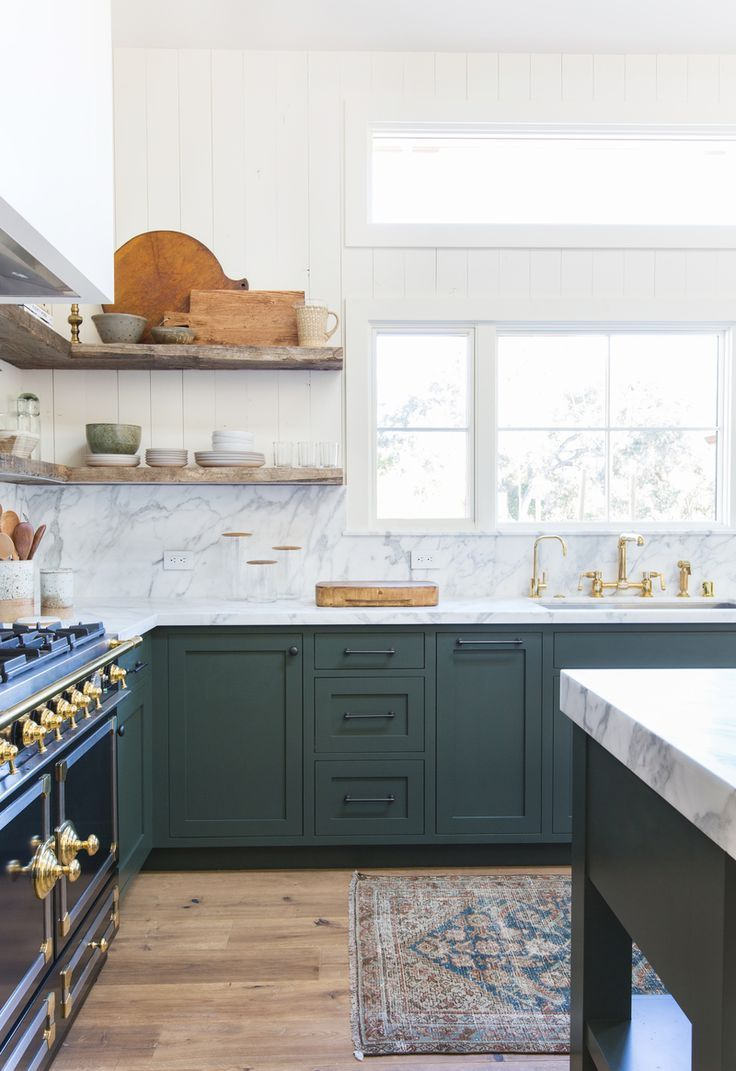 green kitchen cabinets design that will change your state of mind rh pinterest com