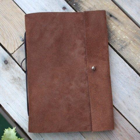 Cuaderno de ante