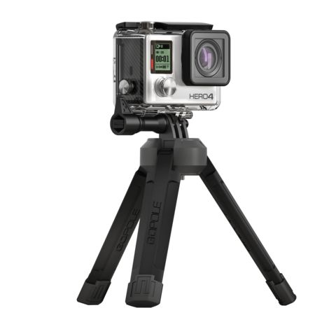 GoPole has announced its latest GoPro accessory called the Base, a camera mount for GoPro action cameras. The Base, from the name itself, is a bi-directional compact tripod that fold into six different locking positions, offering users a variety of hands-free pictures effortlessly.