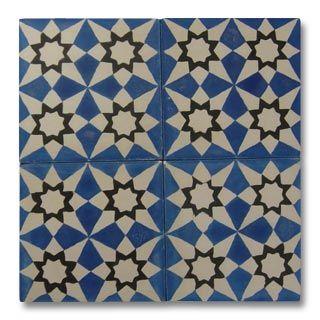 Moroccan Tiles, Encaustic Tiles, Moroccan Floor Tiles - Dar Interiors �