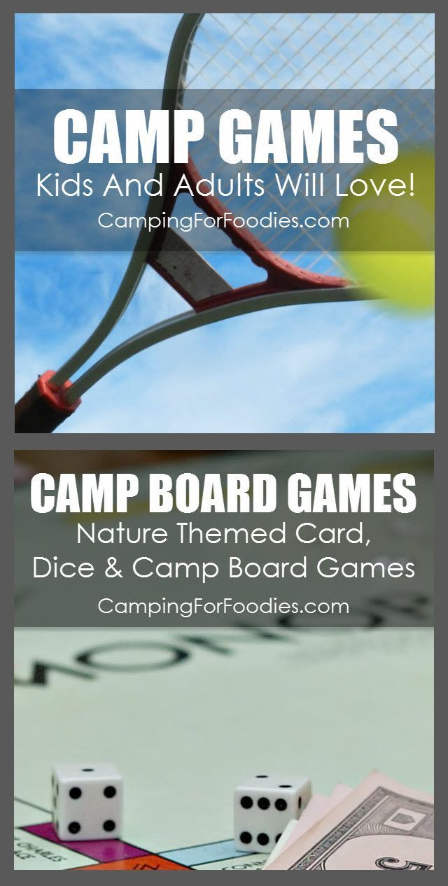 Camp Games: Prove You Are A Super Hero Camper | A-Z and everything