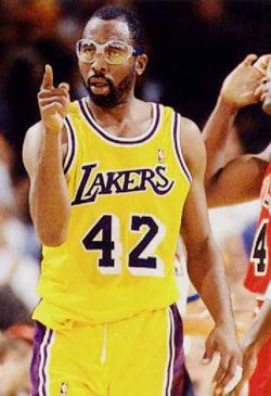 greatest lakers - James Worthy