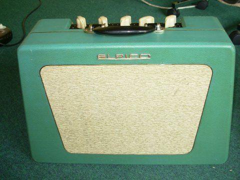 elpico ac 55 amplifier 6 valve retro guitar amps and cabs in 2019 bass amps guitar amp en amp. Black Bedroom Furniture Sets. Home Design Ideas
