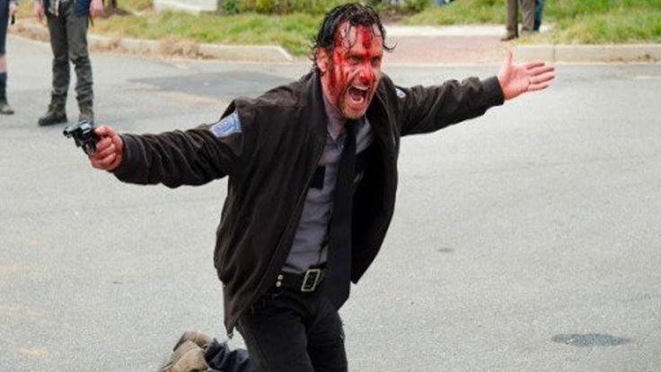 Funny Walking Dead Parody - Sheriff Rick Grimes DIY Home Improvement Tips. #TWD #Zombies #Television #TheWalkingDead