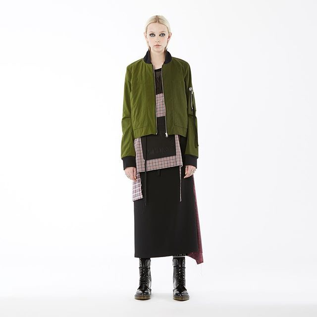 #nomd bomber in army. available in #zambesi stores now.
